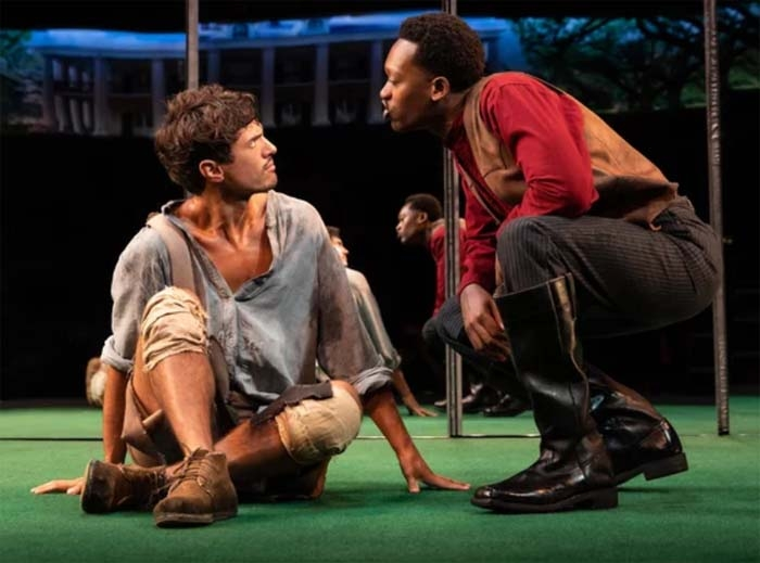 How Jeremy O. Harris' Slave Play shook Broadway's status quo