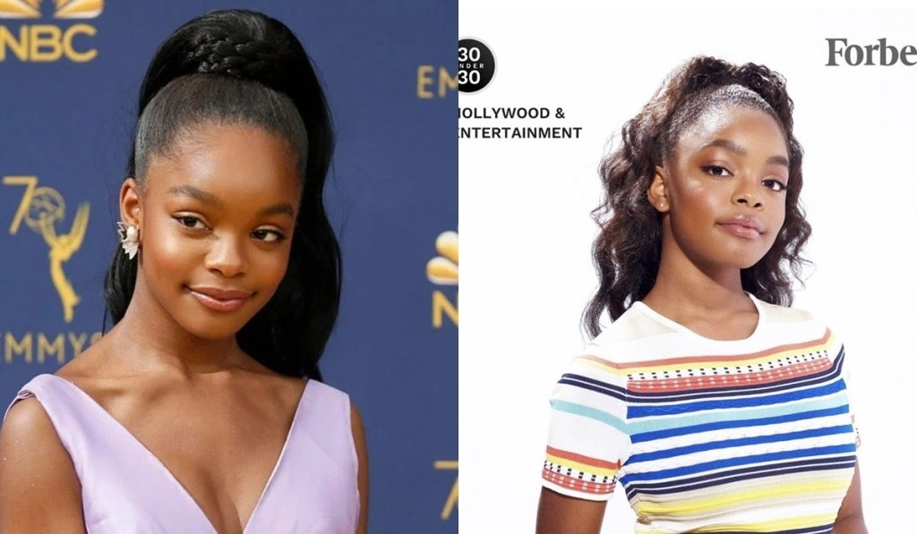 Marsai Martin, 15-year-old Actress Makes Forbes 30 Under 30 List
