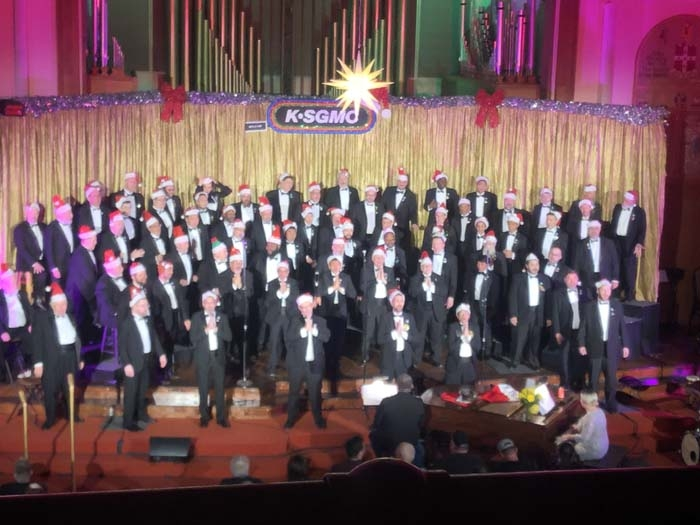 Sacramento Gay Men's Chorus' Holiday Show Hits All Of The Right Notes – A Review