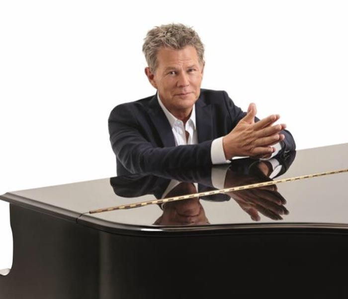 EXCLUSIVE! Hit Master David Foster Hits The Road, Preps To Launch 2020 Tour In Modesto