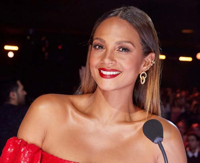 AGT The Champions Judge Alesha Dixon Opens Up About Being the Only Person of Color on the Panel