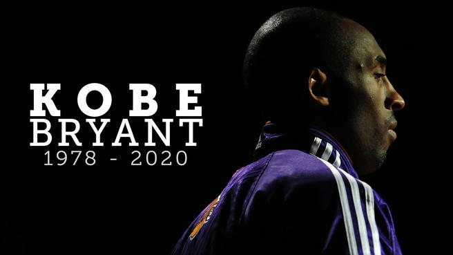 Remembering Kobe Bryant, and RIP Intolerance and Stupidity