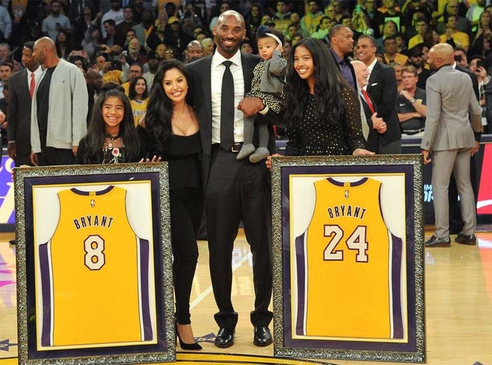 """Vanessa Bryant Reveals the Words She Misses Most From """"Best Friend"""" Kobe Bryant"""