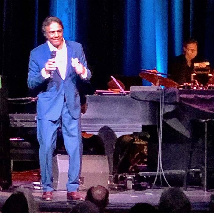 """Johnny Mathis """"Let The Good Times Roll"""" In San Rafael — A Concert Review"""