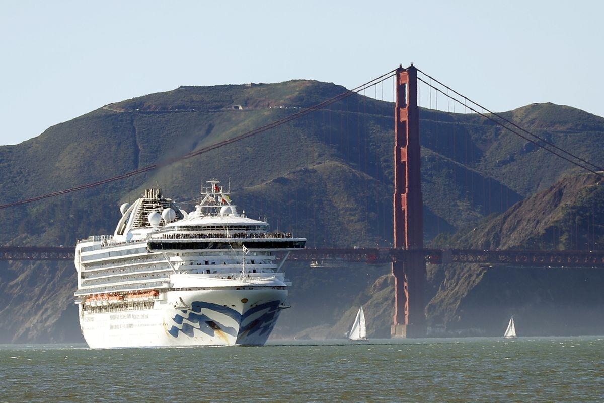Coronavirus updates: Cruise ship kept off West Coast; California, LA declare emergencies