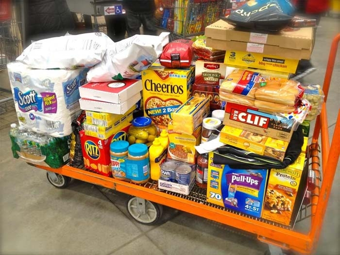 COVID Convos — Fat People Should Not Be Hoarding Groceries