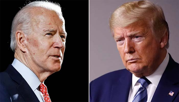 Six months out, Biden jumps to lead over Trump amid coronavirus concerns