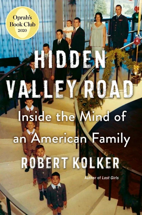"""Oprah Winfrey chooses """"Hidden Valley Road"""" for latest book club selection"""
