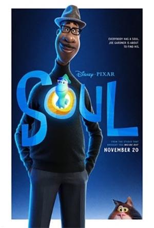 Soul (2020 film) Opening December 25