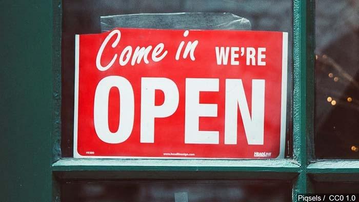 Sac Black Restaurants Can Re-Open Under Guidelines