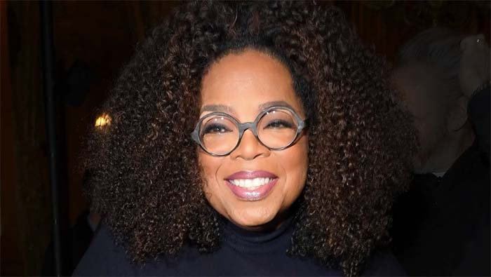 """Oprah Winfrey Talks Reducing Media Intake, Focusing on """"Acts of Courage"""" During Live-Stream Relief Event"""