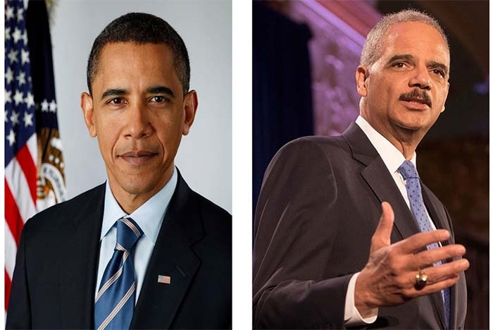 Barack Obama and Eric Holder Address Challenges Young Men of Color Face Amid COVID-19