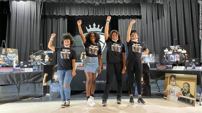 There's a movement to get more schools to teach Black history and it's being led by teens