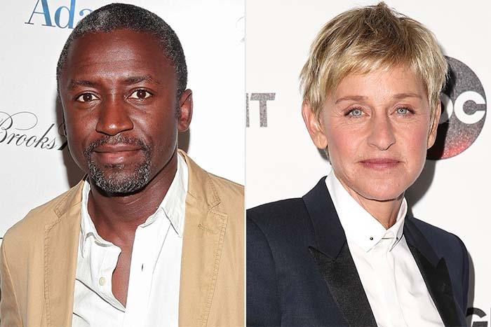 Former Ellen DeGeneres Show DJ Tony Okungbowa says he felt 'toxicity' on set
