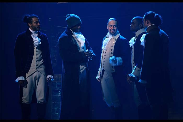 'Hamilton' debuted on Broadway 5 years ago. Here's 5 facts about the musical