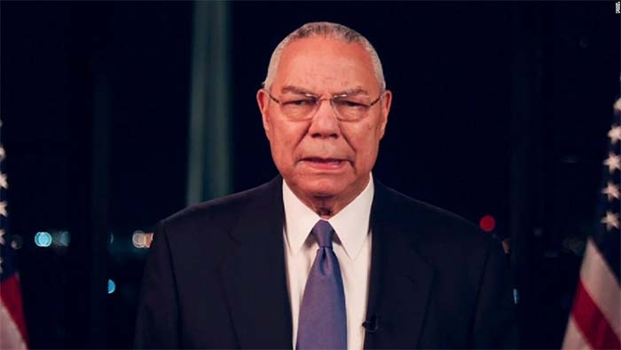 Colin Powell touts Biden's character at DNC: 'We need to restore those values to the White House'