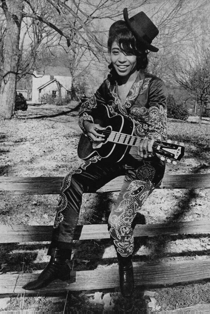 Linda Martell: Country Music's Lost Pioneer