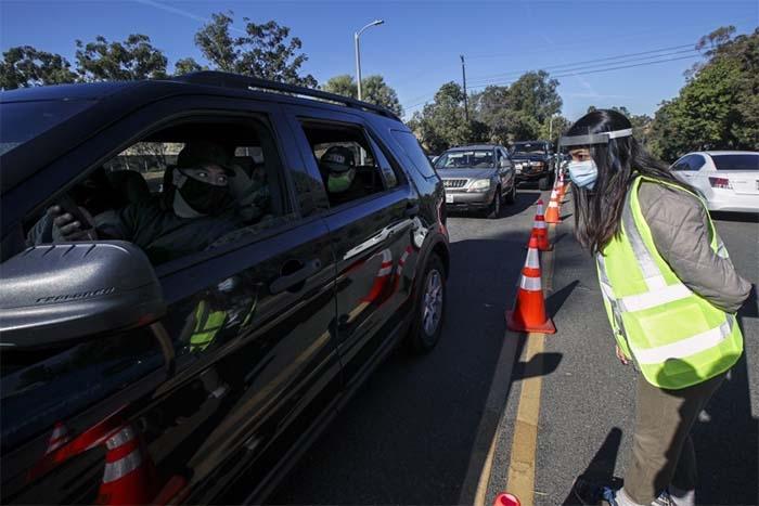 California issues Travel Advisory ahead of Thanksgiving