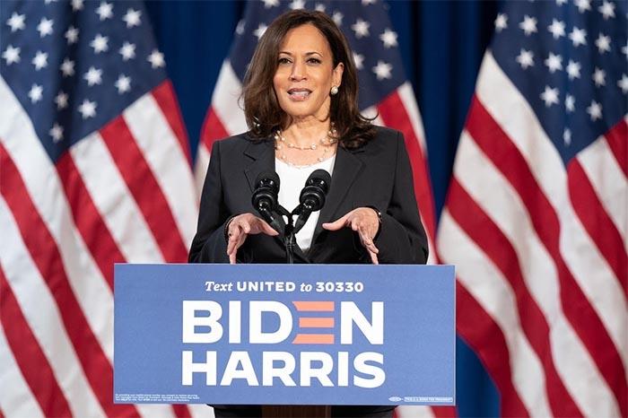 California Sen. Kamala Harris Named 49th Vice President of the United States