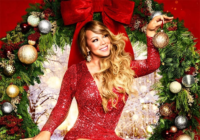 Mariah Carey's 'All I Want for Christmas' Is Number One…again!