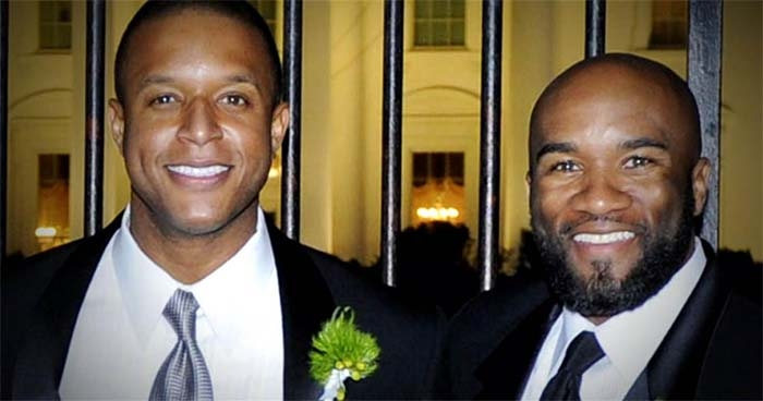 Craig Melvin's brother Lawrence dies from colon cancer at age 43