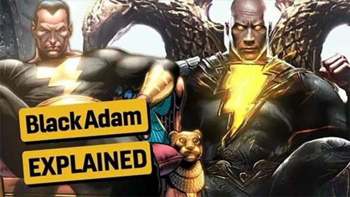 Dwayne Johnson Updates Black Adam Ahead of Spring Shooting Start