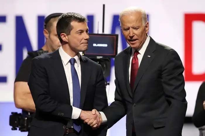 Joe Biden picks Pete Buttigieg to be transportation secretary