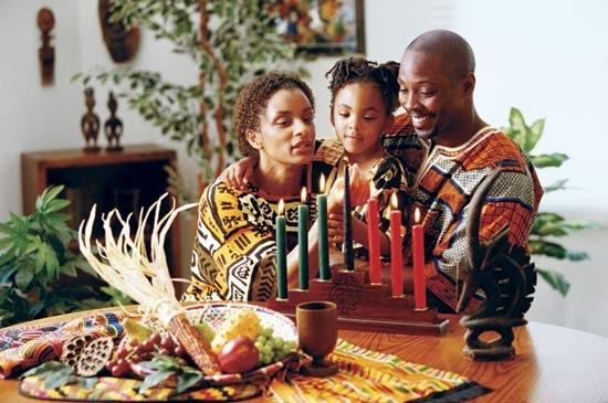 Kwanzaa celebrates African-American heritage. Here's how it came to be—and what it means today.
