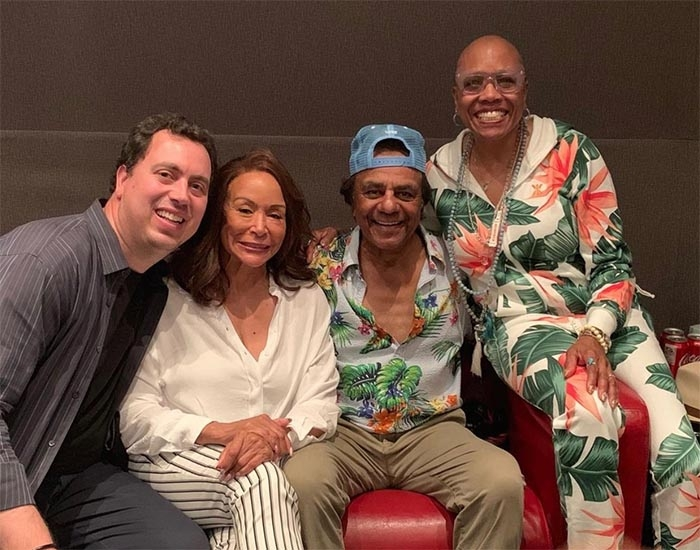 EXCLUSIVE! You Can't Take Jazz Away from Freda Payne and Johnny Mathis