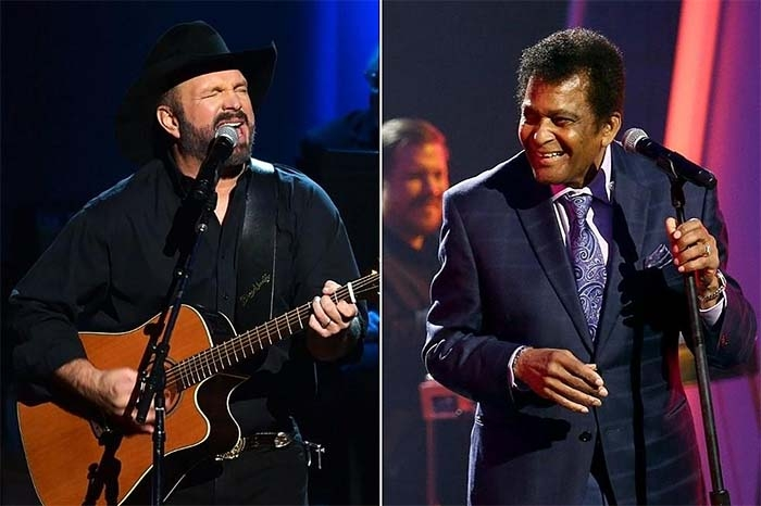 Garth Brooks Remembers Charley Pride at One of the Late Artist's Last Recording Sessions