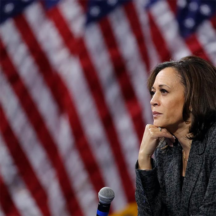 Sen. Harris Set to Become First Woman Vice President in American History