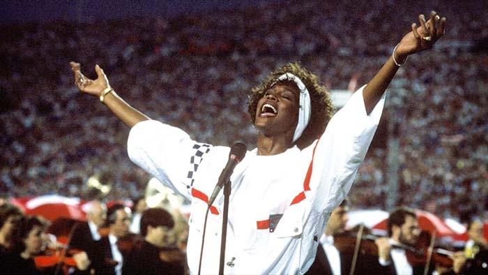 Whitney Houston 1991 Super Bowl National Anthem 30th Anniversary Essay