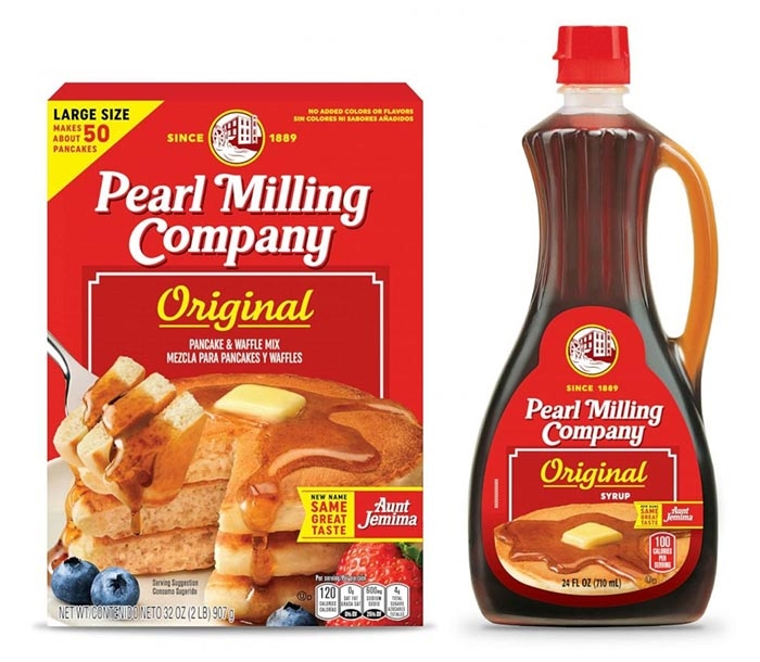 Aunt Jemima announces new name, removes 'racial stereotypes' from product