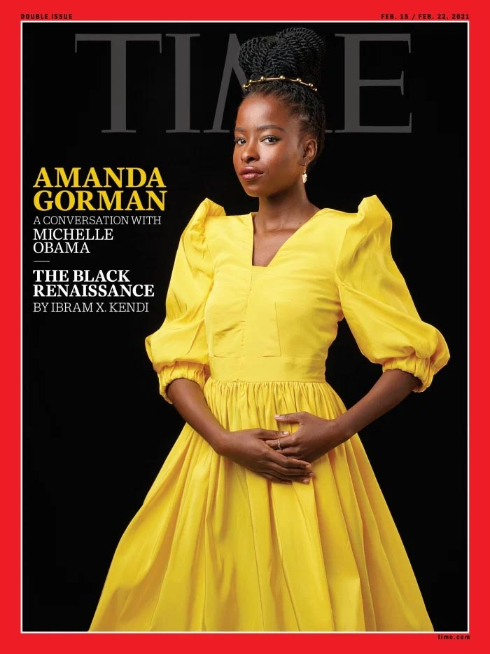 Amanda Gorman and Michelle Obama: a Conversation