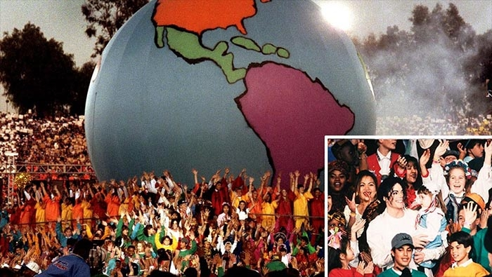 In '93, Michael Jackson Pioneered the Halftime Show
