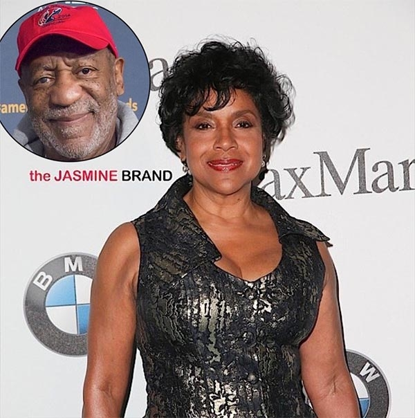 Phylicia Rashad Celebrates Bill Cosby's Release From Prison: FINALLY!!!!