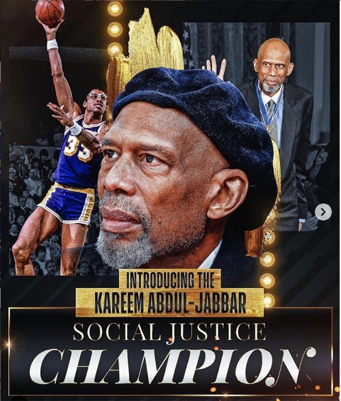 Portland Trail Blazers' Carmelo Anthony among 5 finalists for NBA's Kareem Abdul-Jabbar Social Justice Champion award