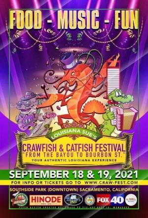 Crawfish & Catfish Festival