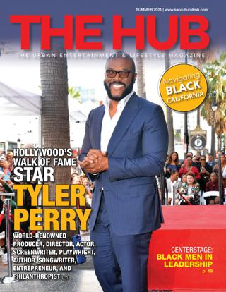 Summer 2021 issue of THE HUB Magazine
