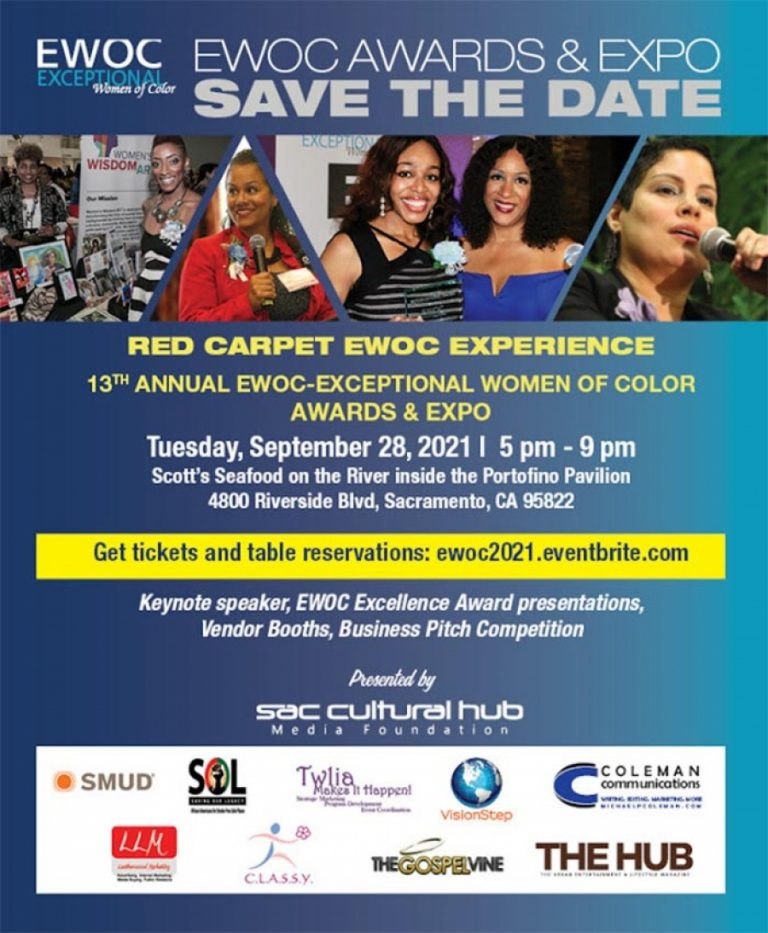 Don't miss 2021 EWOC Awards & Expo on Tues-Sept 28
