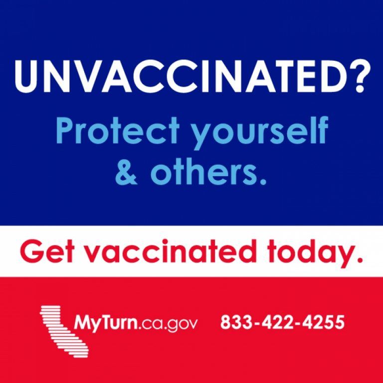 Unvaccinated? Protect Yourself and Others