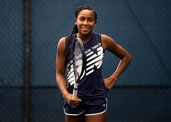 Coco Gauff, New Balance set to launch pair of collaborations
