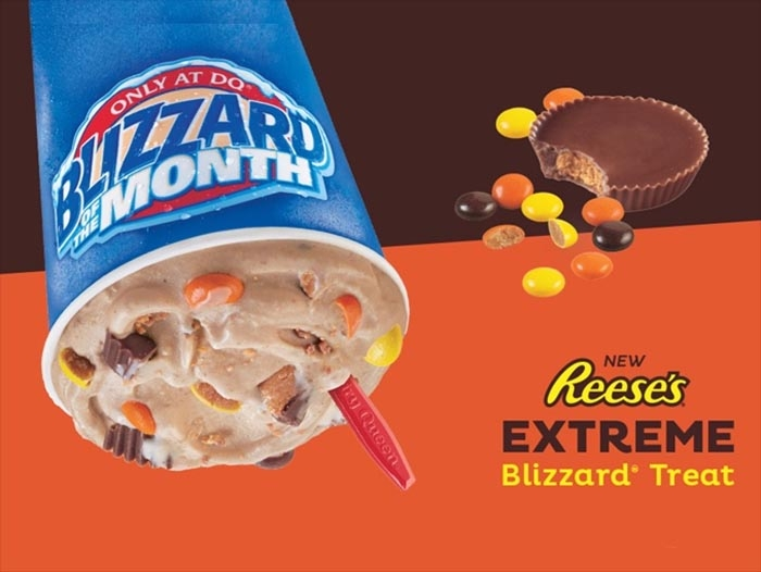 You Have GOT To Try Dairy Queen's Blizzard Of The Month For August