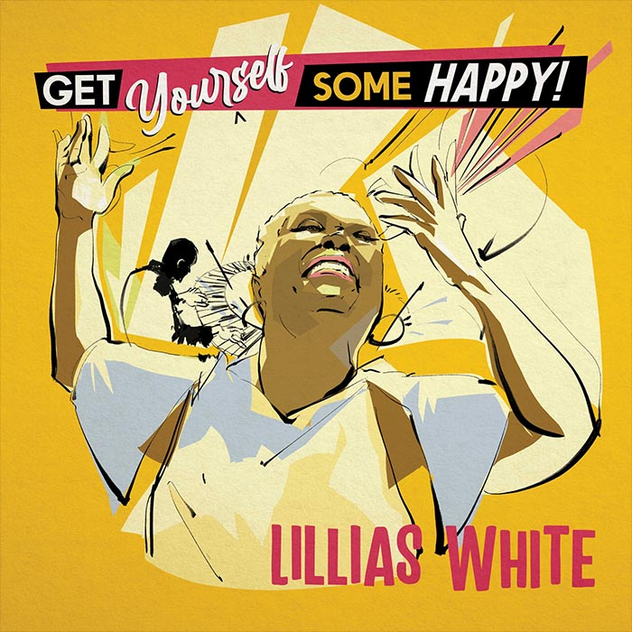 EXCLUSIVE! Get Yourself Some Happy With Broadway Legend Lillias White's Ebullient New Solo Debut Album