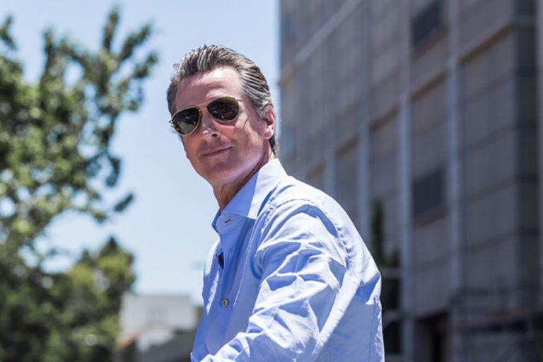 Recall Election Heats Up: Gov. Newsom Trades Fire With Larry Elder