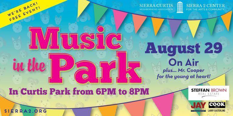 Music in the Park is Back!