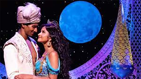 'Aladdin' becomes 1st Broadway show to cancel reopening shows after breakthrough COVID cases
