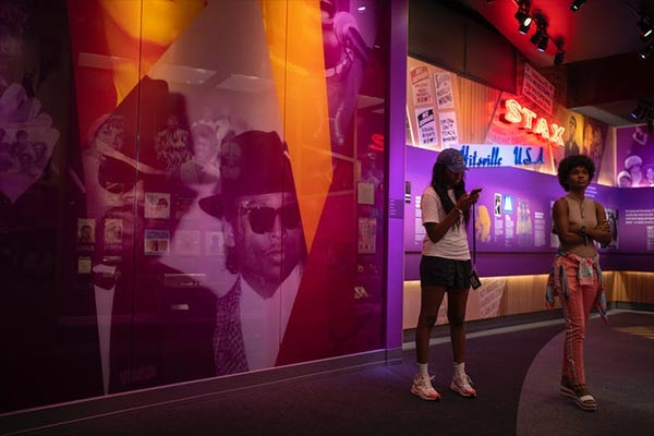 Nashville's new Black music museum is out of place but spot-on
