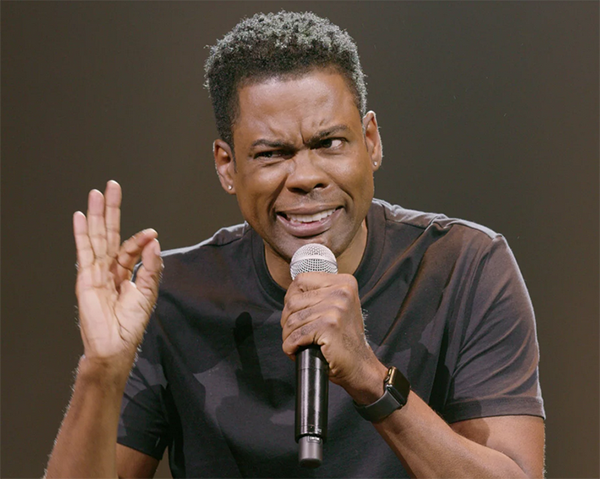 Chris Rock Reveals He Has COVID, Urges Followers to Get Vaccinated