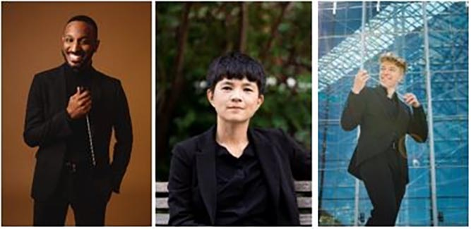 SF Symphony announces four additions to conducting staff ahead of 2021–22 season